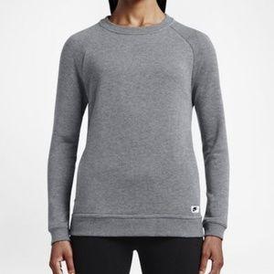 Nike   Modern Crew Neck Sweatshirt in grey